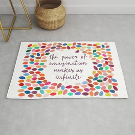 Imagination [Collaboration with Garima Dhawan] Rug