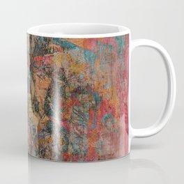 Elegante Signora in un Giorno Piovoso Coffee Mug