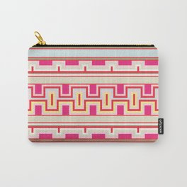 Aztec tribal style pattern Carry-All Pouch