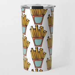 Fry Chips Travel Mug