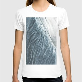 Horse mane photography, fine art print n°1, wild nature, still life, landscape, freedom T-shirt