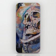 Stardust Astronaut iPhone & iPod Skin