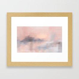 Winterscape I Framed Art Print