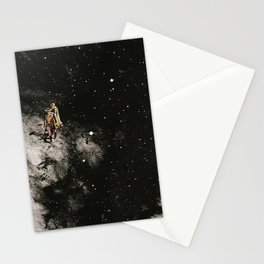 Distant Stars Stationery Cards