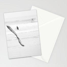 catch a wave VI Stationery Cards