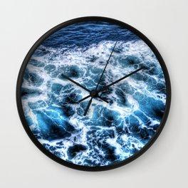 Sea x Wall Clock
