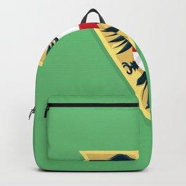 Delta Red V Backpack
