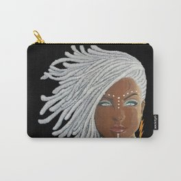 African Goddess Carry-All Pouch