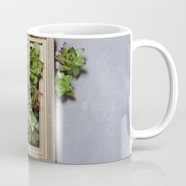 Succulent plants decor Coffee Mug