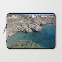 Clear water in paradise - Greg Katz Laptop Sleeve