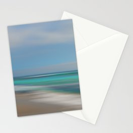 Serene Sea Stationery Cards