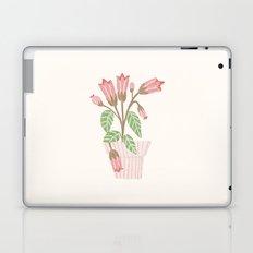 Flower In a Pot Laptop & iPad Skin