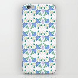 Geometric Spring 2018 Pantones iPhone Skin