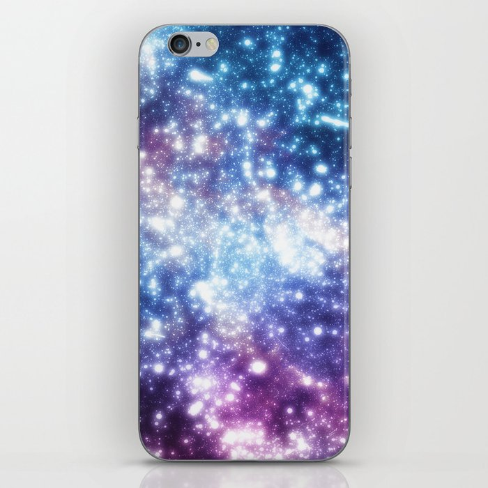 Map of the Stars iPhone Skin