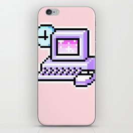 Cute Computing iPhone Skin