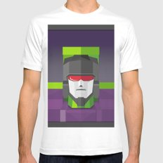 MTMTE Bonecrusher White Mens Fitted Tee MEDIUM