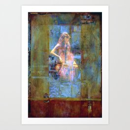 Cello Narration Art Print