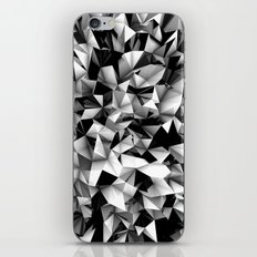Origami or something.   iPhone & iPod Skin