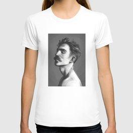 A study of light T-shirt