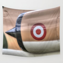 Turkish Air Force Roundel Wall Tapestry