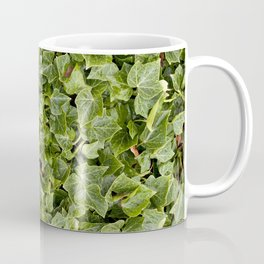 Green Leafs Coffee Mug