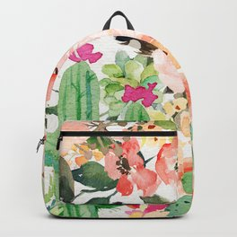 Southwestern Collage Backpack
