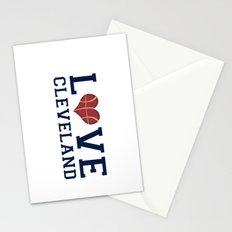 Love Cavs Stationery Cards