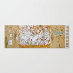 I snow Canvas Print