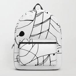 Joan Miro El Gato The Cat Artwork for Prints Posters Tshirts Men Women Kids Backpack