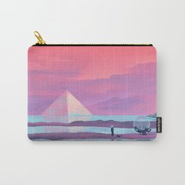 Ocean Pyramid Carry-All Pouch