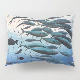 School of Fish Pillow Sham