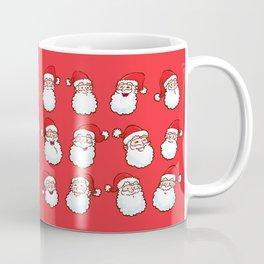12 Santas Coffee Mug