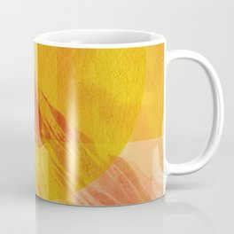 Geometric Composition 6 Coffee Mug