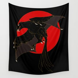 Yi Qi - The Strange Wing Wall Tapestry