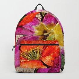 Fleurs vintages Backpack