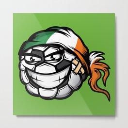 Football - Ireland Metal Print