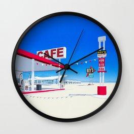 Roys Hotel Wall Clock