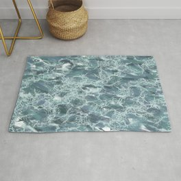 Marbled Rapids Rug