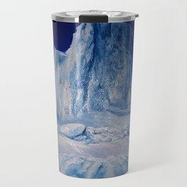 Antartic Landscape Travel Mug