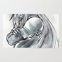 Sephiroth Artwork Final Fantasy VII Rug