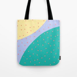 triangle floaters Tote Bag