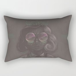 Crown to Glow Rectangular Pillow