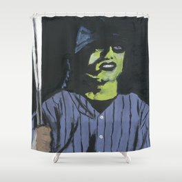Furious Shower Curtain