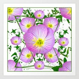 Lillytime Art Print