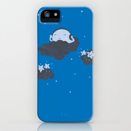 The Silent Night iPhone Case