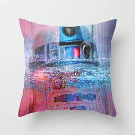 X39 Throw Pillow