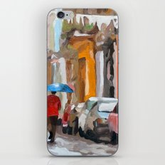 Havana Rain iPhone & iPod Skin