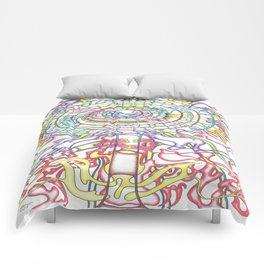 The Tree of Life in four Seasons Comforters