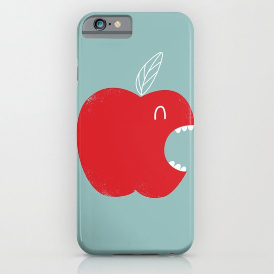 Who's biting who? iPhone & iPod Case