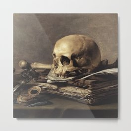 Still life / Dead nature Metal Print